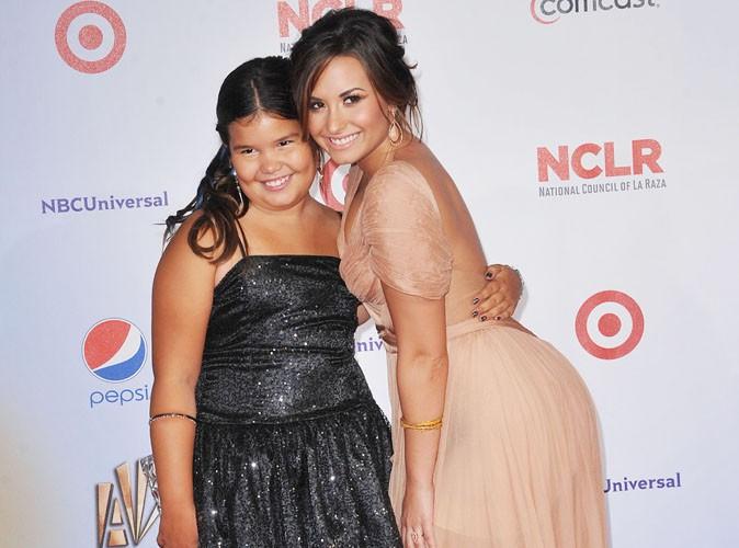 Demi Lovato : c'est pour sa petite soeur Madison qu'elle est revenue dans le droit chemin !