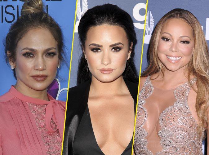 Demi Lovato clashe Mariah Carey et défend Jennifer Lopez !