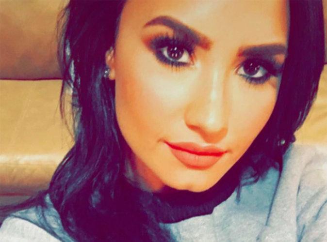 Demi Lovato : Découvrez son énorme nouveau tatouage !