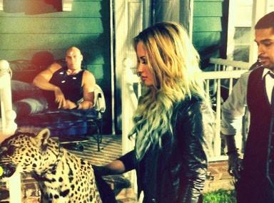Demi Lovato : elle bosse avec son ex, Wilmer Valderrama !