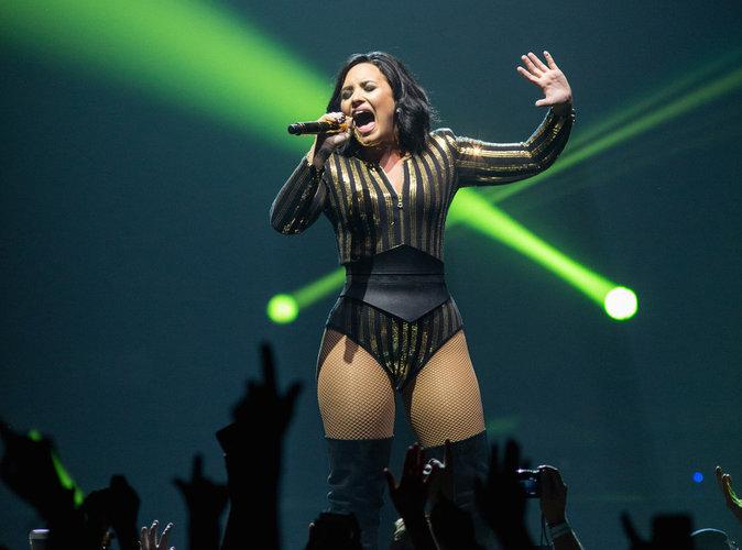 Demi Lovato : Sa carrière peut-être terminée !