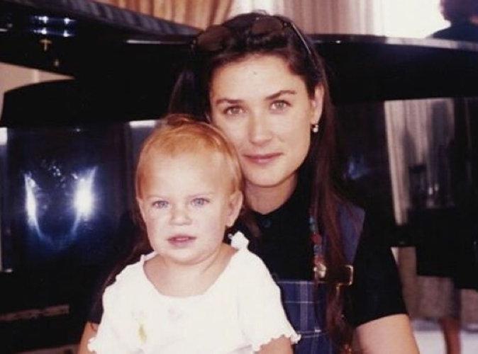 Demi Moore : beauté éternelle, sa fille lui fait une belle déclaration pour son anniversaire !