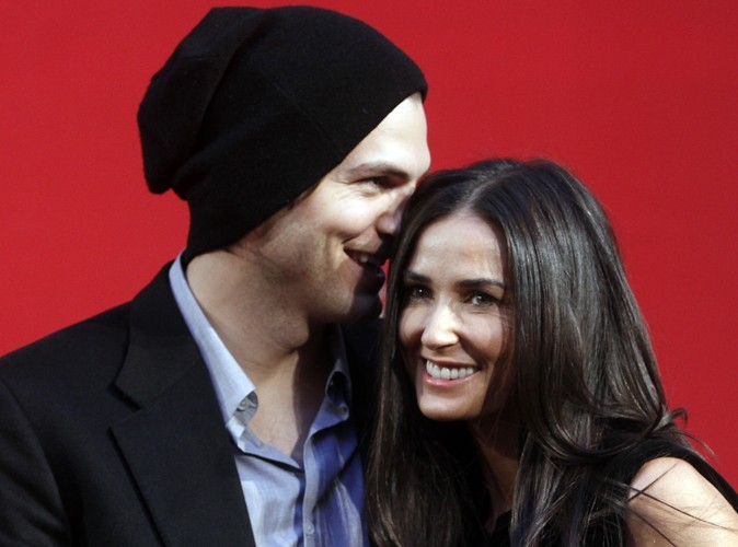 Demi Moore : elle demande finalement le divorce à Ashton Kutcher !