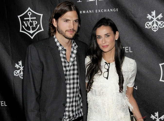 Demi Moore : elle va parler de son divorce avec Ashton Kutcher dans une autobiographie !