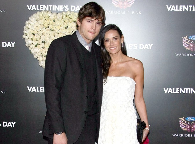 Demi Moore et Ashton Kutcher : toujours pas officiellement divorcés, on les dit en voie de réconciliation !
