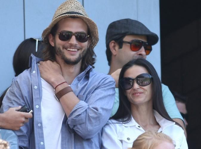 Demi Moore : toujours accro, elle veut qu'Ashton Kutcher revienne !