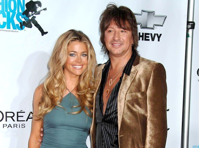 Denise Richards : elle se remet avec son ex Richie Sambora !