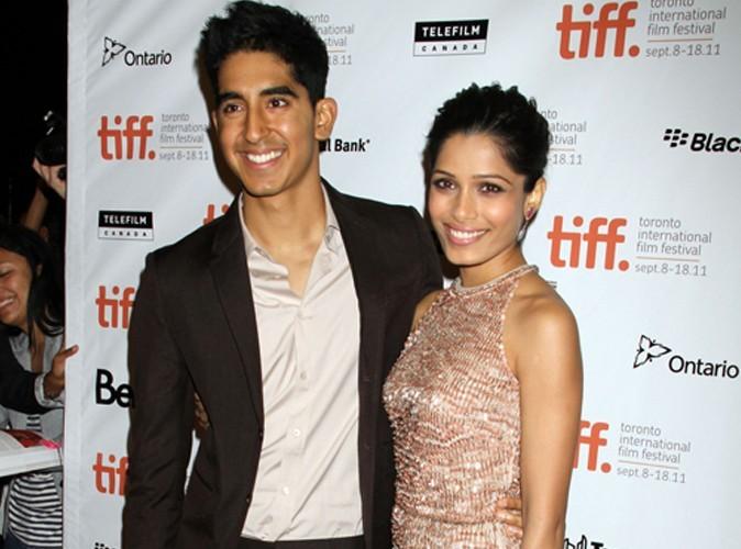 Dev Patel et Freida Pinto : un couple qui dure en balade à Londres !