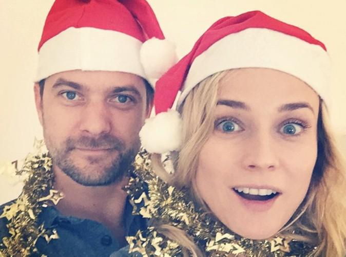 Diane Krüger et Joshua Jackson : trop craquant leur selfie de Noël !