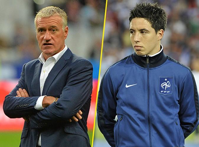 Didier Deschamps : traité d'hypocrite, il répond à Samir Nasri !