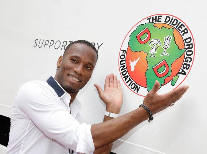 Didier Drogba : Accusé de détournement de fonds , le footballeur contre-attaque