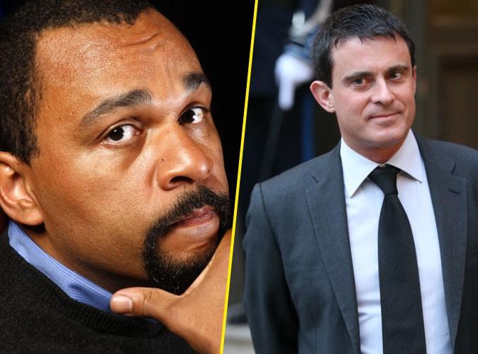 Dieudonné : il a déposé une plainte contre Manuel Valls devant la Cour de justice de la République !