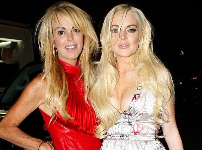 Dina Lohan : la maman de Lindsay endettée de plus d'1 ,3 million de dollars !