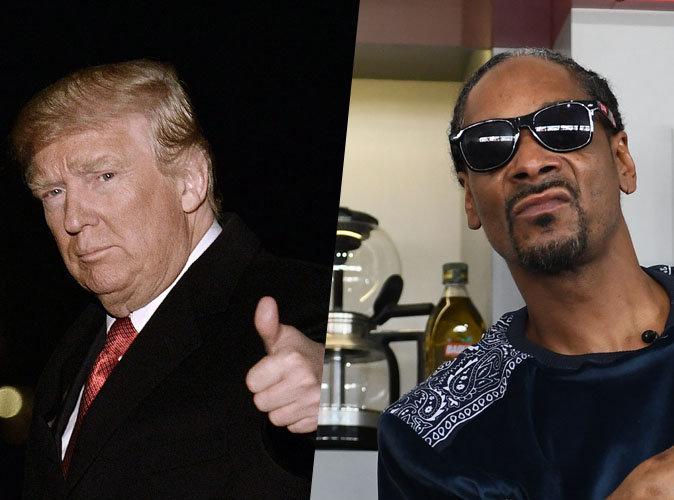 Donald Trump : Son nouvel ennemi se nomme Snoop Dogg