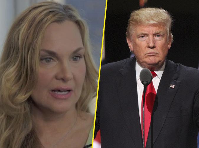 Donald Trump : une femme qui l'accuse de viol sort du silence
