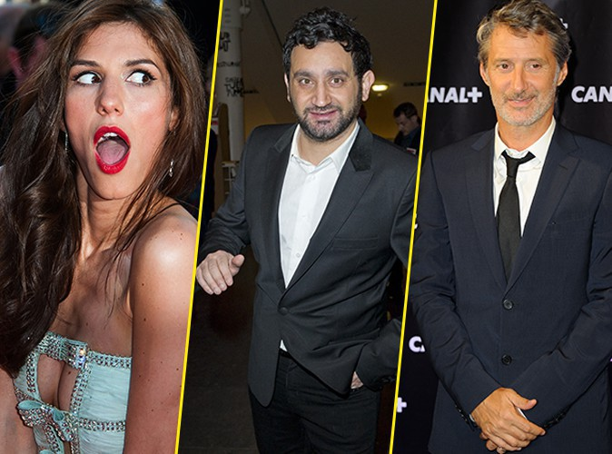 Doria Tillier à poil, Cyril Hanouna blond, Antoine de Caunes version british ... Qui va honorer sa promesse ?