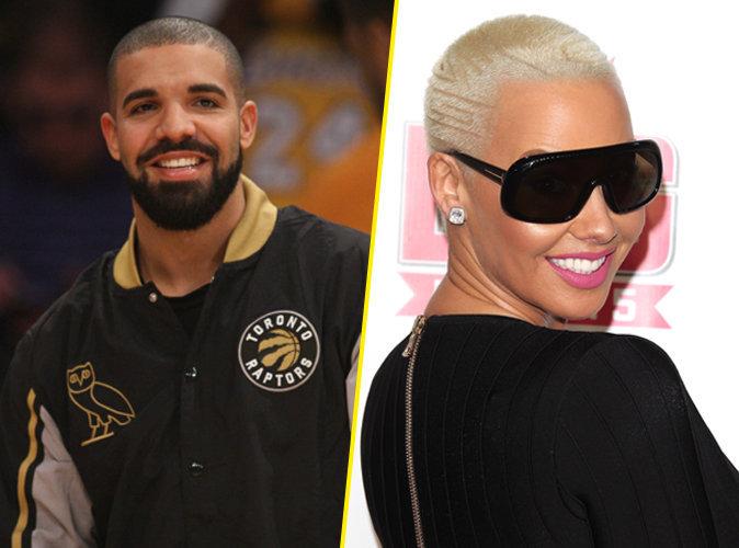 Drake : Amber Rose, sa nouvelle conquête ?