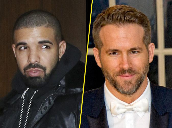 Drake et Ryan Reynolds sont les hommes les plus stylés du moment !