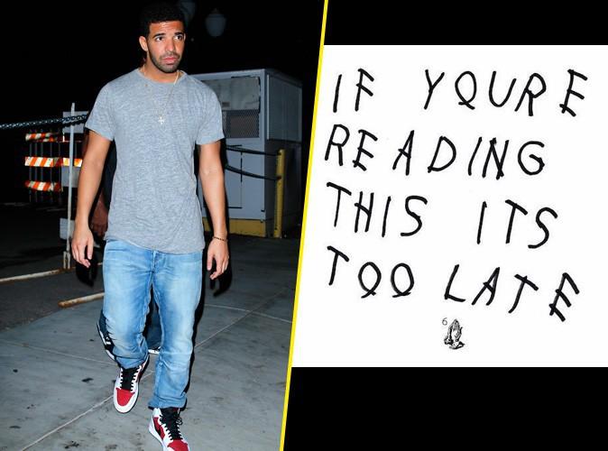 Drake : il surprend ses fans en sortant un album inatendu !