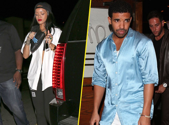 Drake : après Nicki Minaj... Fin de soirée avec Rihanna !