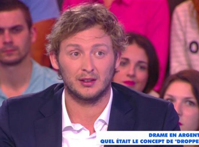 """Dropped : Amaury Leveaux clashe la télé-réalité : """"On va à chaque fois un peu plus loin""""..."""