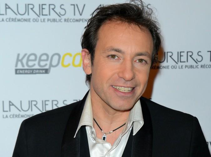 Dropped : avec ses filles, Philippe Candeloro est remonté dans un hélicoptère...