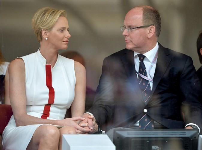 """Dropped : Charlène de Monaco et le Prince Albert II, un couple """"bouleversé""""..."""