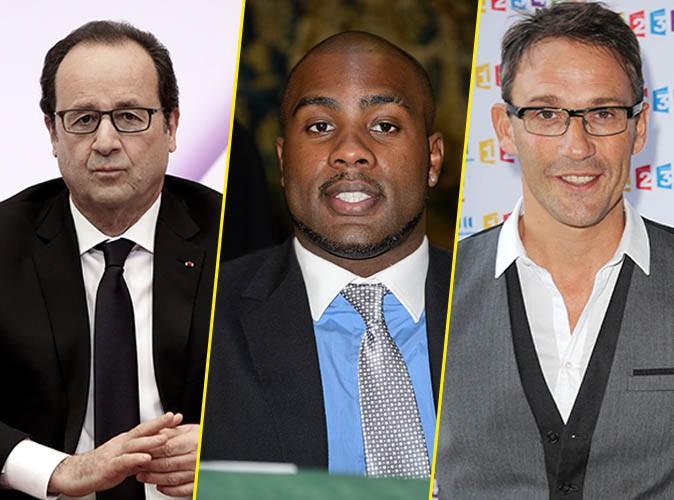 Dropped : François Hollande, Teddy Riner, Julien Courbet… La France en deuil sur Twitter…