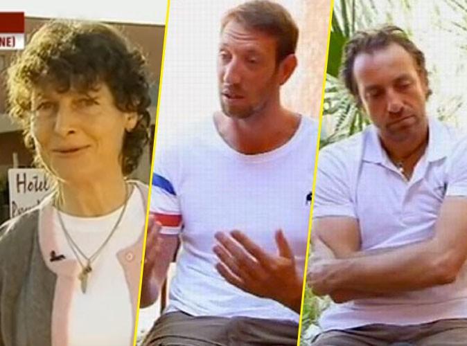 Dropped : Jeannie Longo : 1er témoignage avant son retour en France avec Alain Bernard et Philippe Candeloro…