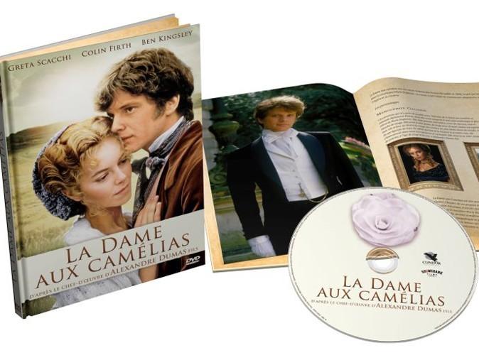 DVD : coup de coeur romantique : La dame aux camélias