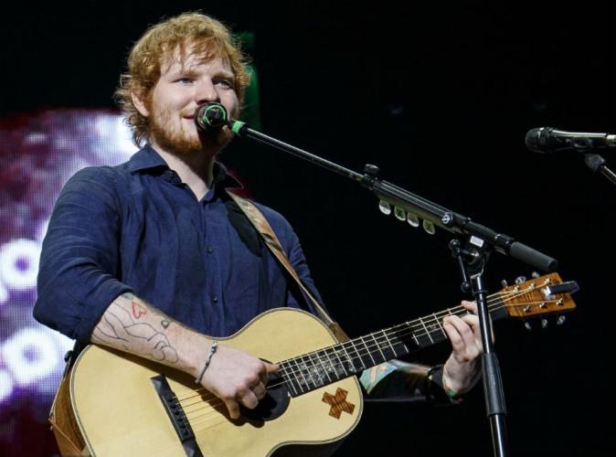 Ed Sheeran : fan de Game of Thrones, il est prêt à tout pour jouer dans la série !