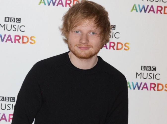 Ed Sheeran : sa chérie partage une (rare) photo de couple pour son anniversaire !