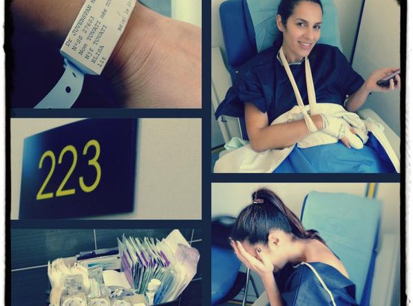 Elisa Tovati : hospitalisée d'urgence  !