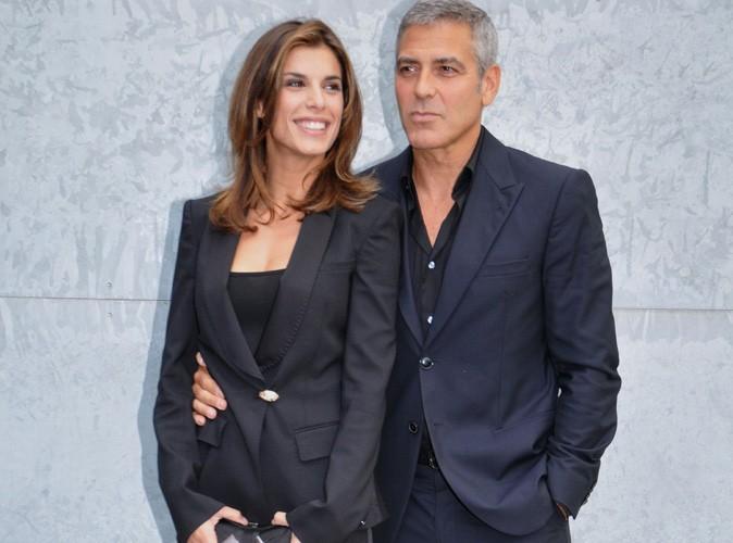 Elisabetta Canalis séparée de George Clooney ! C'est la presse italienne qui le dit !