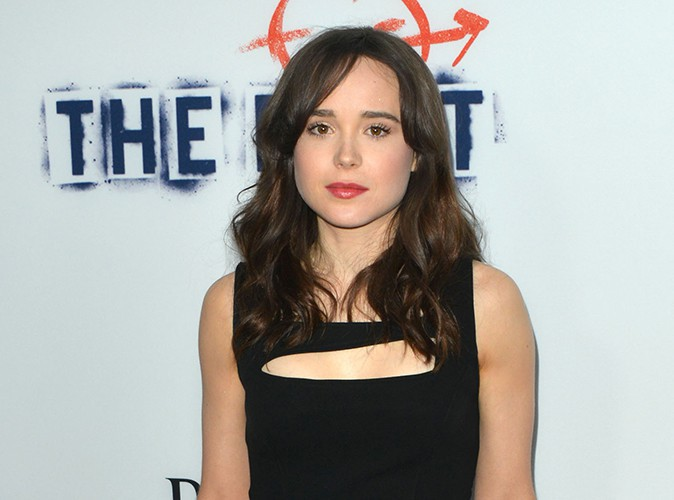 Ellen Page : l'actrice fait son coming out !