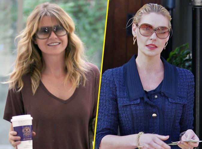 "Ellen Pompeo : ""Katherine Heigl ne reviendra pas dans Grey's Anatomy !"""