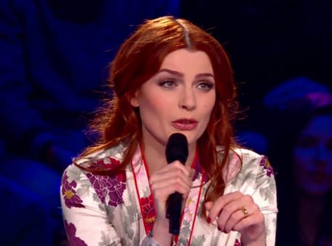 Elodie Frégé : sa pipe dans Nouvelle Star fait de l'effet à Benjamin Castaldi !