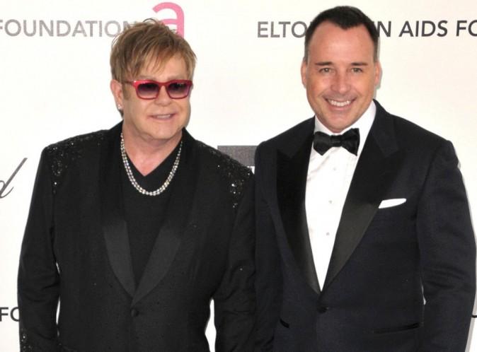 Elton John et David Furnish : bientôt papas pour la seconde fois ?
