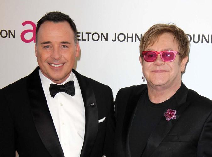 "Elton John : ""Nous allons nous marier en mai"" avec David Furnish !"
