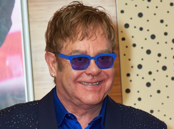 Elton John : obligé d'annuler sa tournée…