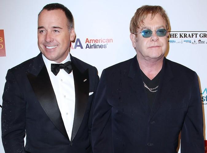 Elton John : papa d'un deuxième garçon !