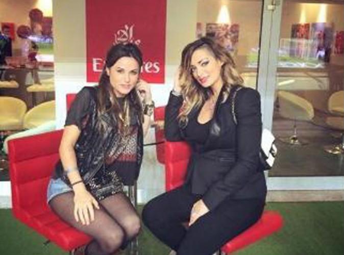 Emilie Nef Naf et Capucine Anav : retrouvailles des BFF à Milan !