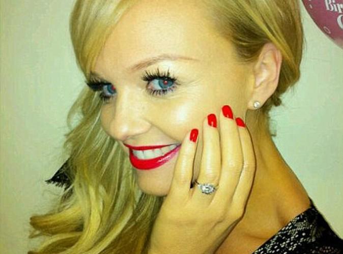 Emma Bunton : l'ex-Spice Girl est fiancée !