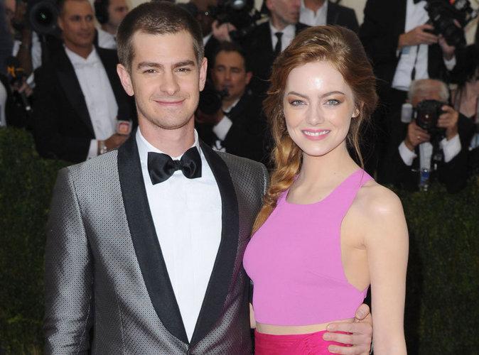 Emma Stone et Andrew Garfield séparés