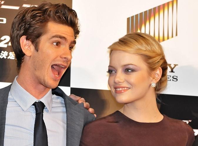 Emma Stone : jalouse de la complicité entre Andrew Garfield et sa nouvelle co-star ?