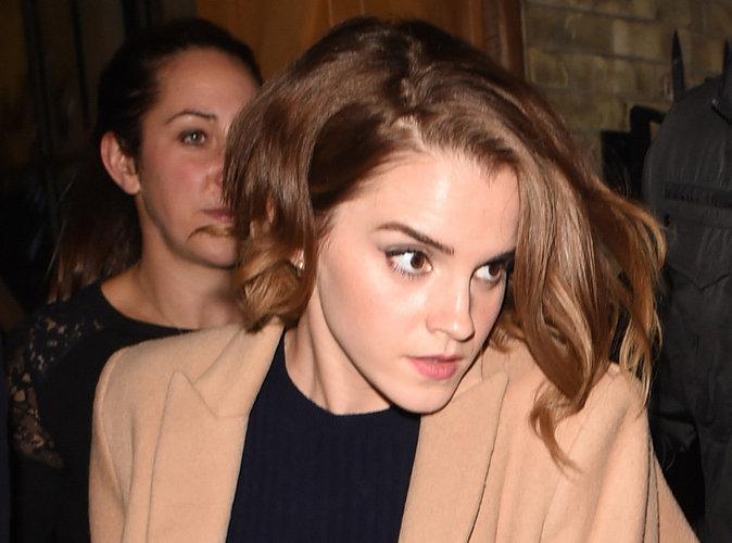 Emma Watson accus�e de r�cup�rer la mort d Alan Rickman pour faire de la promo