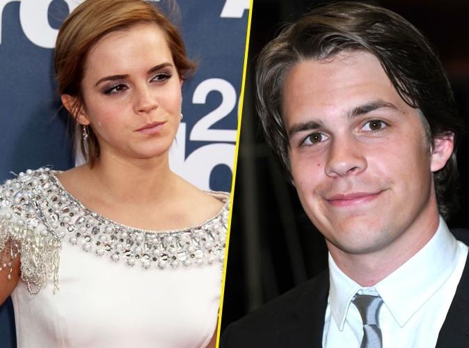 Emma Watson aurait-elle enfin trouvé un boyfriend ?