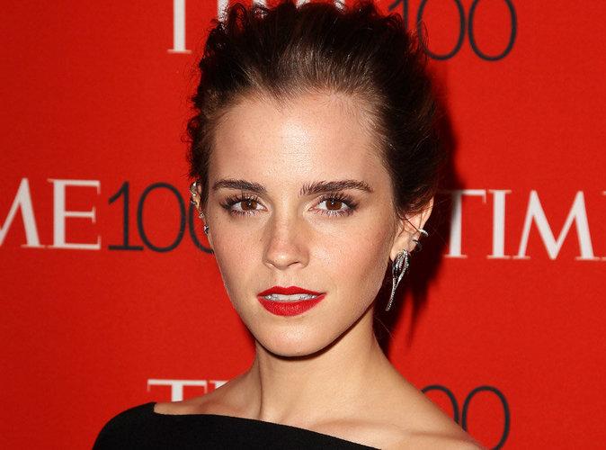 Emma Watson aurait retrouv� l'amour avec un homme beaucoup plus �g� !