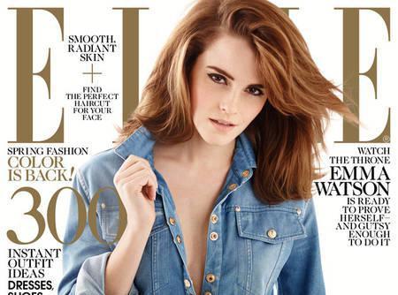 Emma Watson : cover-girl envo�tante et