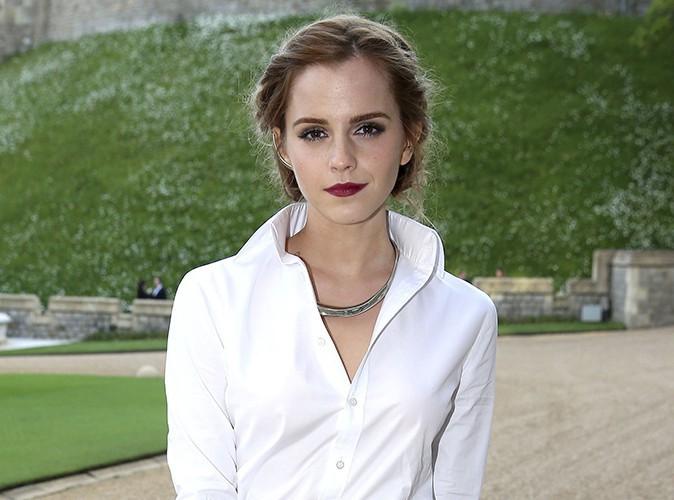 Emma Watson : dipl�m�e ce week-end !